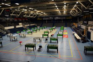 ITSF MASTERS MÜNSTER