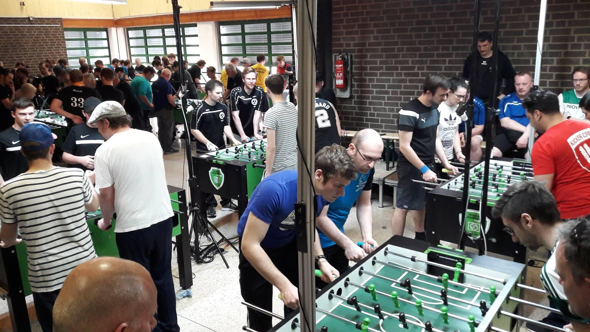 Kölner Tischfußball Stadtmeisterschaft 2018