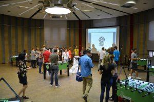 1.Dortmunder Start-Up Kickerturnier